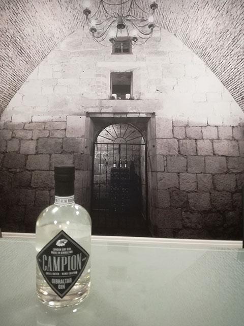 Campion, Our Gibraltar Gin