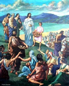 Jesus' Miracle of Feeding the 5000