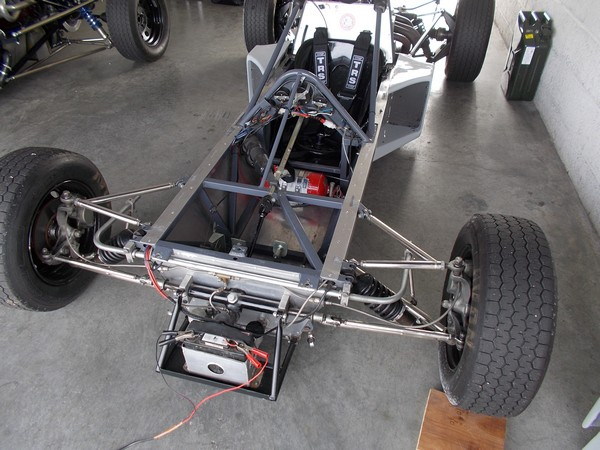 FILTRE Chassis F ford