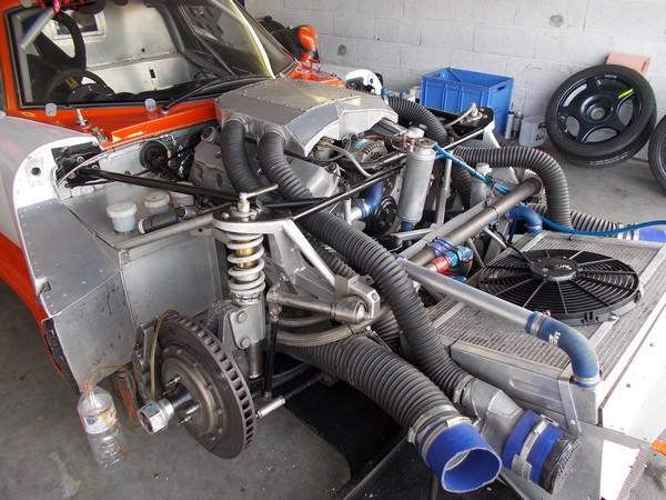 FILTRE Marcos V8 corvette