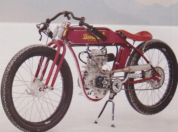 FILTRE Bonneville cyclo