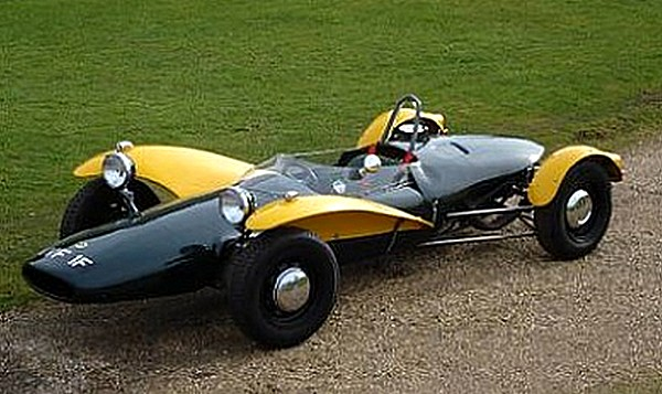 Lotus 50 road legal FILTRE