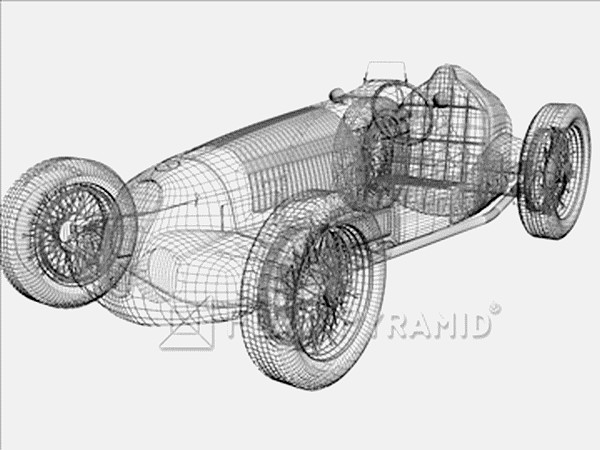 FILTRE 3 D mercedes_benz_w125-3d-model-19416-58936