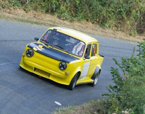 Rallye uxeau