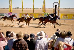 Birdsville races tours flights 2017 - Horse Racing