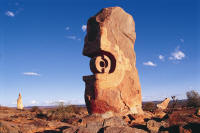 Broken Hill Desert Sculptures Tour