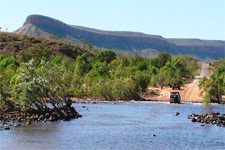 Cockburn Range at Pentecost River