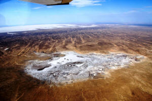 Adelaide to Alice Springs via Lake Eyre Tours