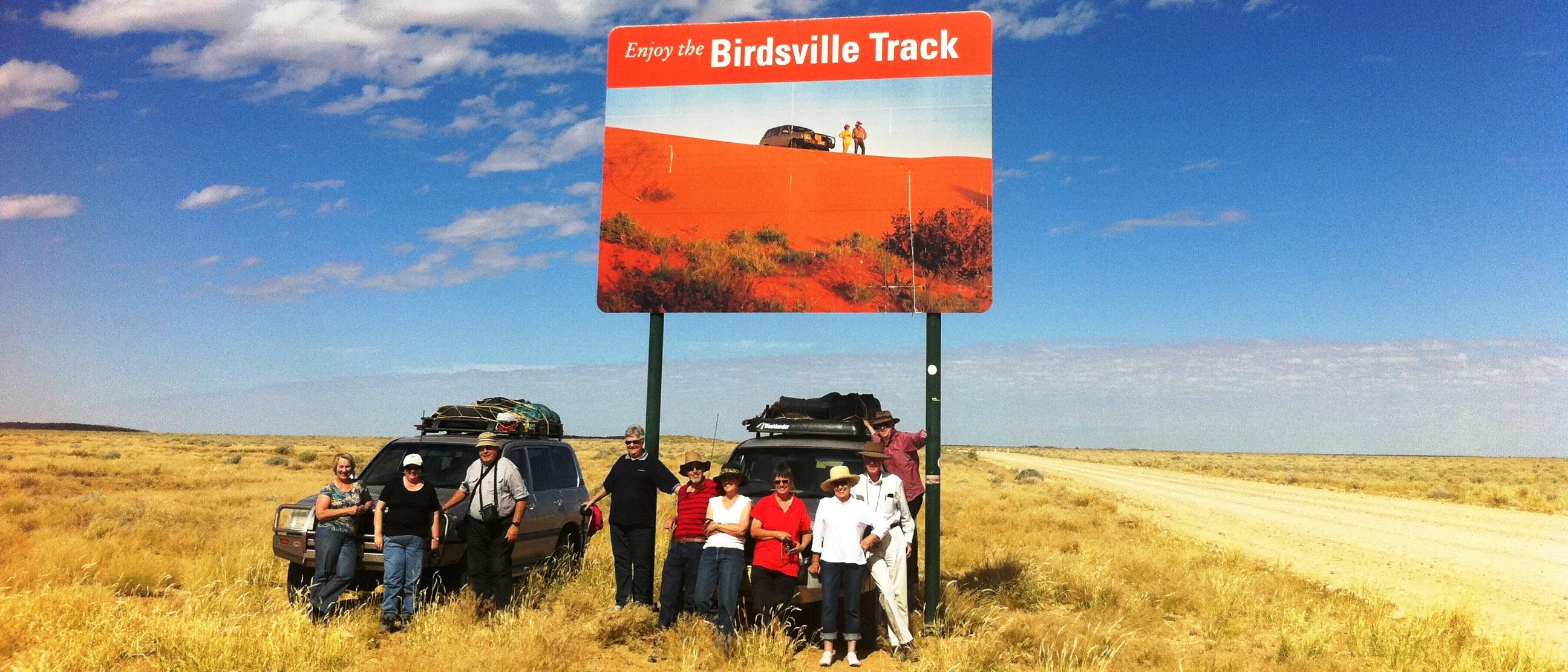 Birdsville Track Tour