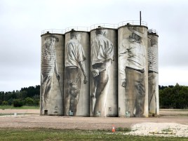 NSW Outback Mini and Private Group Tours with silo art