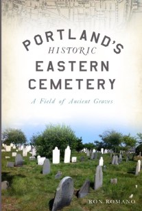 Book cover - Portland's Eastern Cemetery