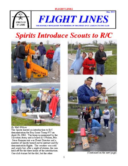 Flight Lines (May-2002)