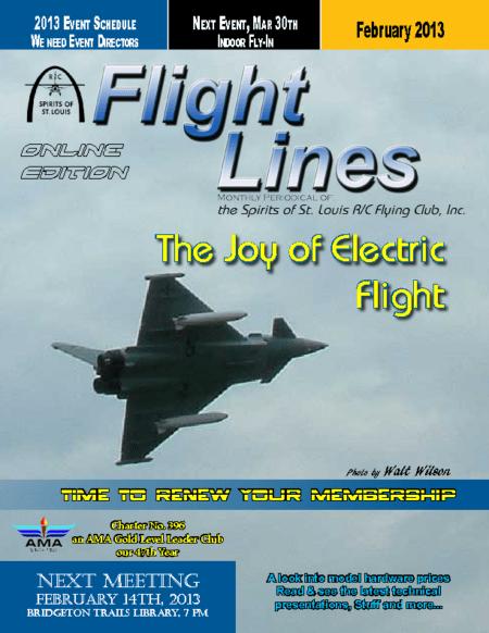 Flight Lines (February-2013)