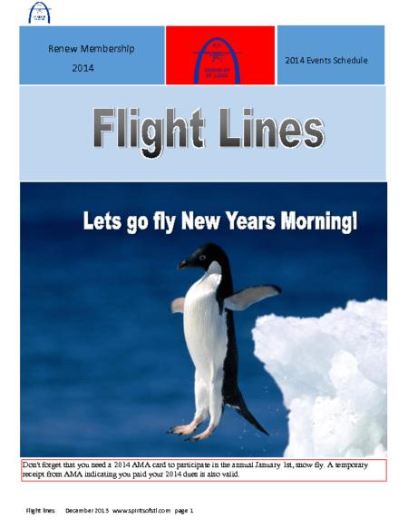 Flight Lines (December-2013)