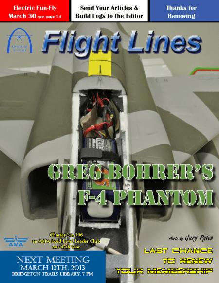 Flight Lines (March-2013)
