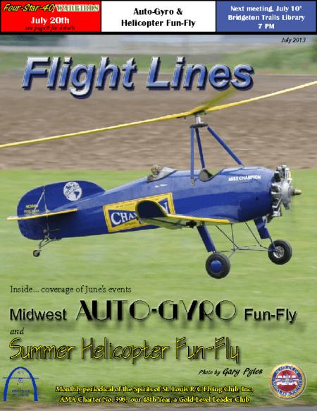 Flight Lines (July-2013)