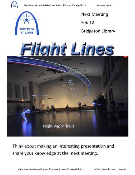 Flight Lines (February-2014)