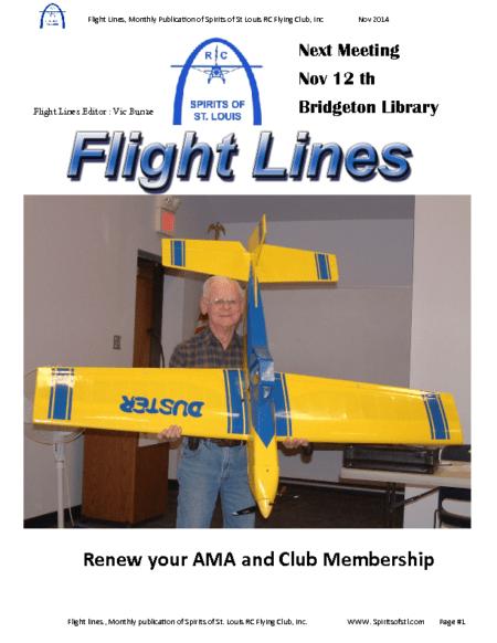 Flight Lines (November-2014)