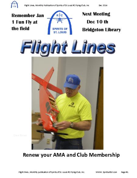 Flight Lines (December-2014)