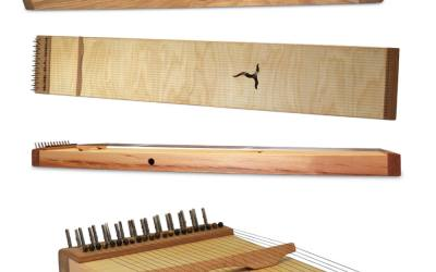 Monochord Ava 140cm – Ton A