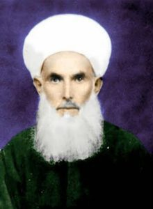 Shaykh Abdullah Daghestani Color Photo