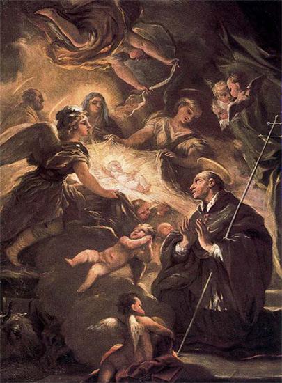 St Laurent Justinien, évêque