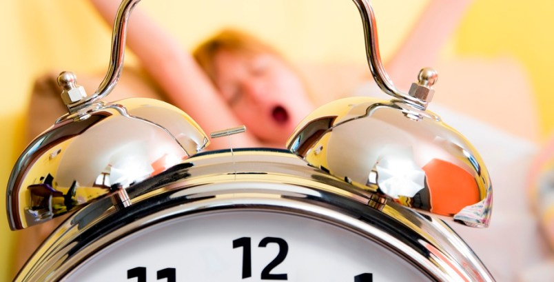 Have a reason to get out of bed! It's good for your health