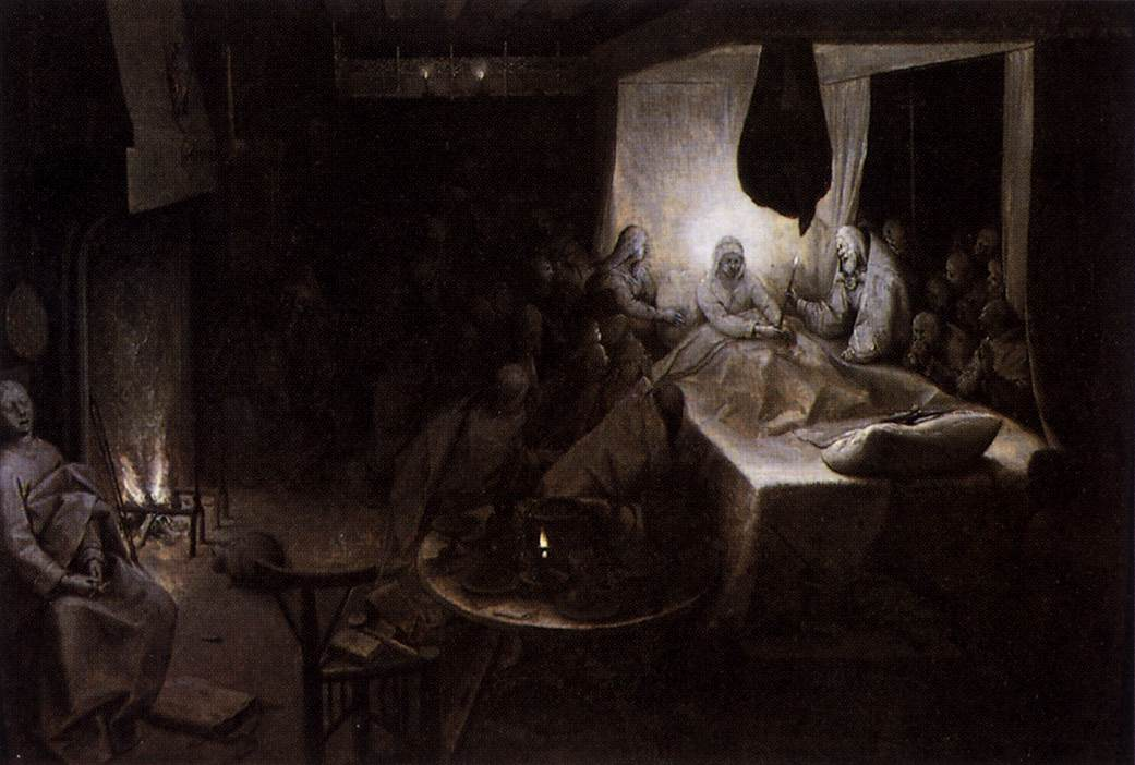 Image result for death in renaissance painting