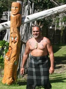 Bay of Islands, New Zealand, Taiamai Tours, Hone Mihaka