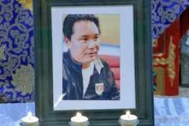 Jigme Norbu was killed in 2011 while on a walk to raise awareness of the cause of Tibetan independence.