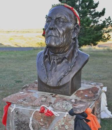 Lakota memorial