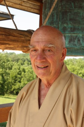 Shoken Winecoff Roshi is the founding teacher and abbot of Ryumonji. (Lori Erickson photo)