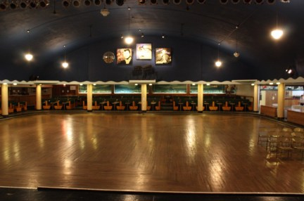 The Surf Ballroom has been restored to its 1950s glory. (Bob Sessions photo)