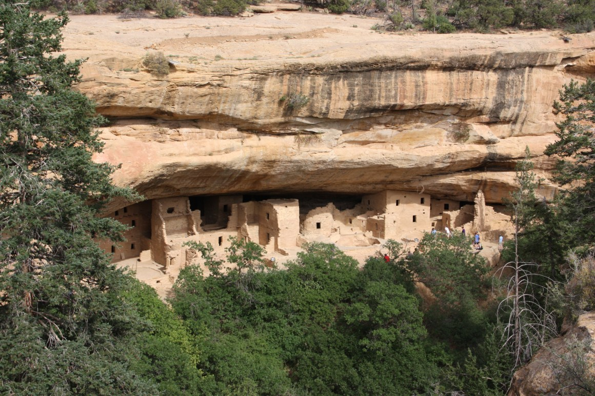 Mesa Verde preserves the ruins of a civilization that flourished for seven centuries in southwestern Colorado (Bob Sessions photo)