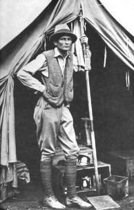 Hiram Bingham III first saw Machu Picchu in 1911. (Wikimedia Commons image)