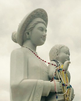 Virgin Mary in Asia