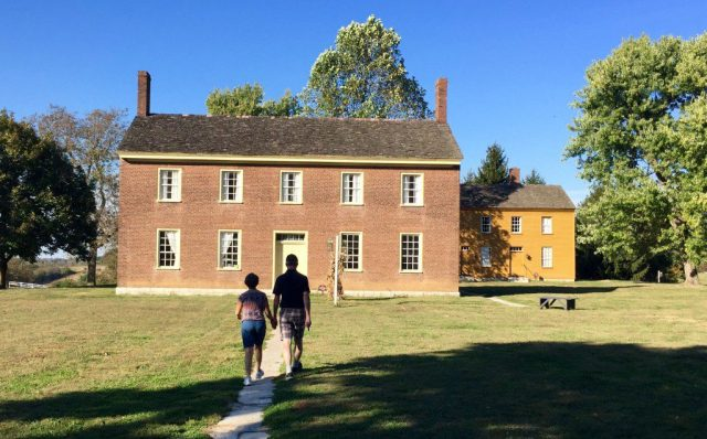 Between 1805 and 1910, Shaker Village of Pleasant Hill was the third largest Shaker community in the U.S. (Bob Sessions photo)
