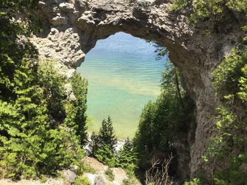 Mackinac Island's Native American Cultural History Trail