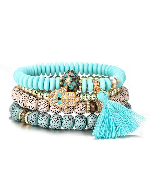 Spiritueel Bohemian Hamsa armbanden