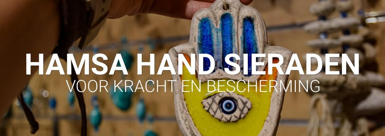 Hamsa Hand Betekenis