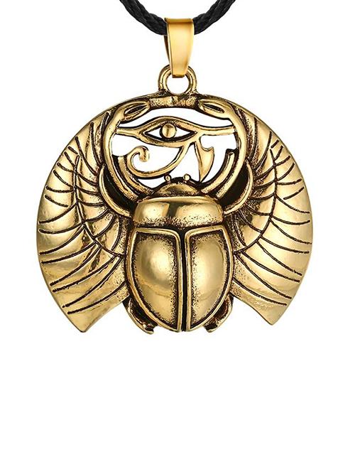 Scarabee Horus ketting