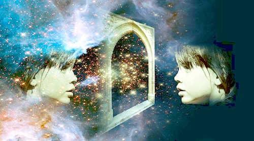 dualseelen Zwillingsseelen die ganz große Liebe Spiegelbild Spirituelle Gemeinschaft