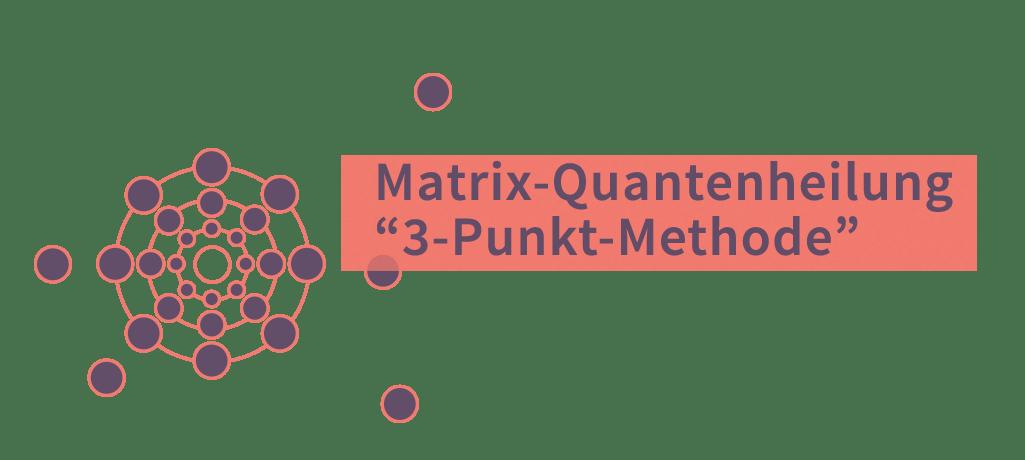 """Matrix-Quantenheilung """"3-Punkt-Methode"""""""