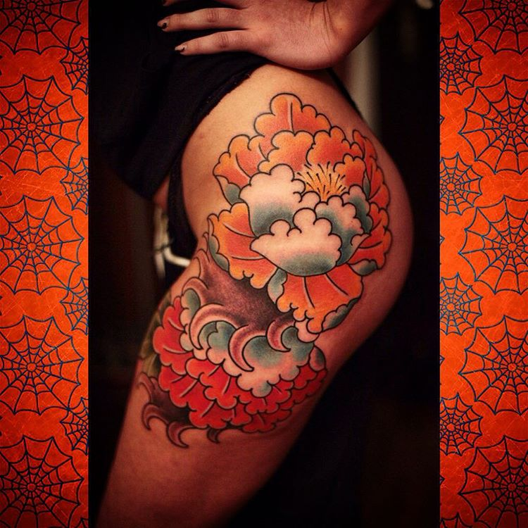 Flower Tattoo Meanings And Their Names