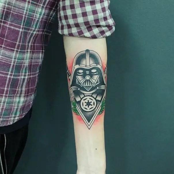 250 Most Memorable Star Wars Tattoo