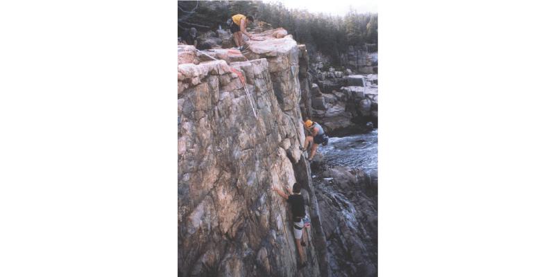 Spiroll Rock Climbing