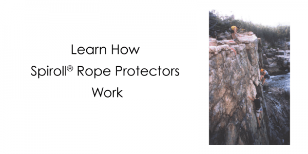 Spiroll Rope Protectors