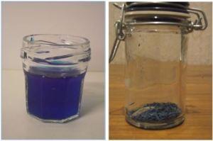 pigment bleu, phycocyanine, anti-oxydant