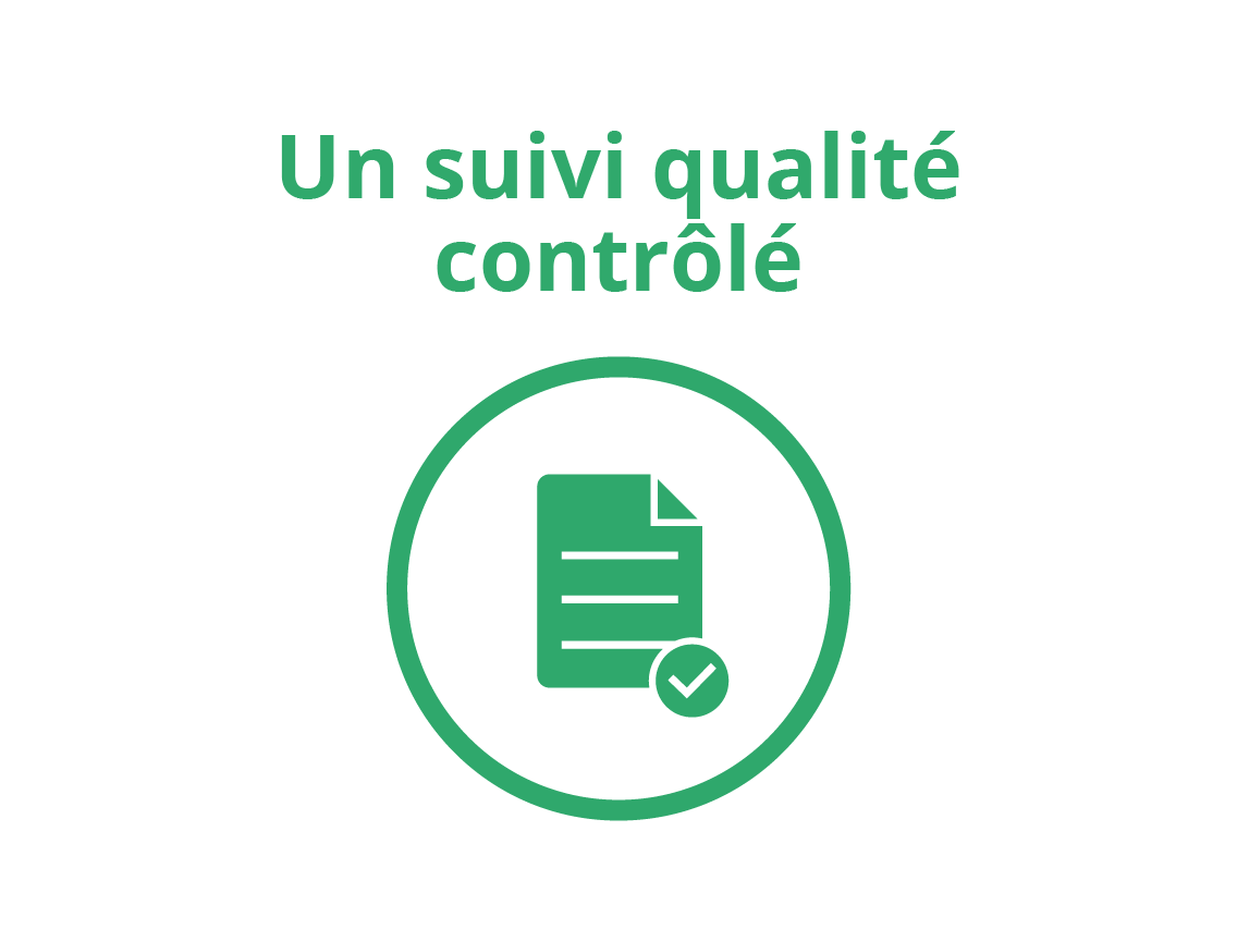Un document de suivi