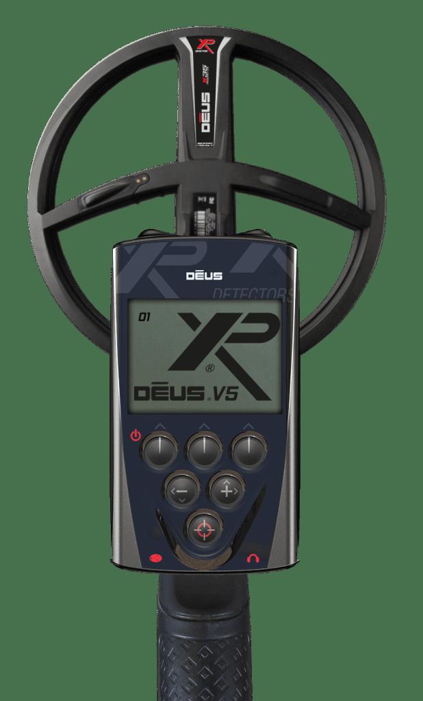 XP Deus с X35 сонда